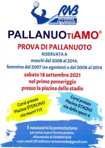IMG PALLANUOTIAMO 2021